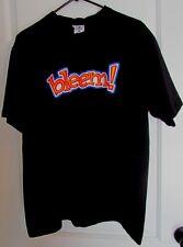 Bleem! PlayStation Emulator Official 90s Promo T-Shirt Large (Fruit of the Loom)