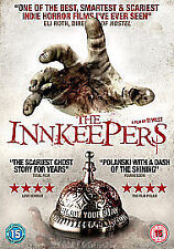 The Innkeepers (DVD, 2012) Widescreen Horror movie