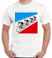 KRAFTWERK T-SHIRT  Tour de France Mens Music T-Shirt Autobarn Unisex Top