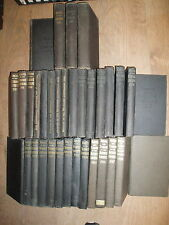 34 MINUTES OF METHODIST  ANNUAL BOOKS by METHODIST PUBLISHING *HARDBACKS*