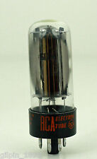 One Hickok Tested NOS 6CQ4 6DE4 Rectifier Tube - Various Brands Available