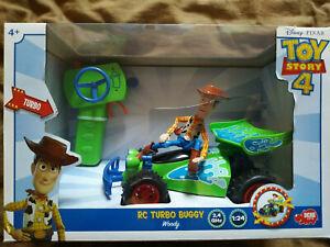Toy story 4 RC Turbo Buggy NEUF