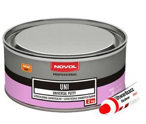 Novol® Universalspachtel 2 Kg Gute Qulität Uni Putty