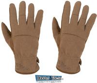 Noble Equestrian Working Gloves Women's Georgia Horseback Tough Heavy Duty Glove