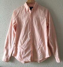 Ralph Lauren Women's Collection Classics Black Label L/ S Shirt Peach Size 4