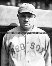 Vintage, Extremely RARE 1916 Babe Ruth most desirable Ruth Photograph