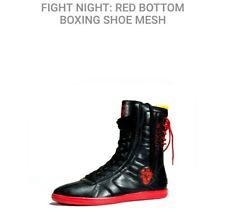 Bungee Red Bottom Boxing Shoes Mesh size 8
