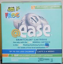 * King Technology Spa Frog @ease SmartChlor Replacement Cartridges - 3 Pack