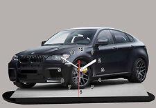 VOITURE MINIATURE, BMW X6 -01  en horloge