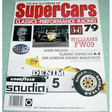Williams FW09 /  Louis Delage , Automotive Indulgence - Supercars # 79