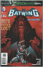 BATWING # 13 (DC COMICS, THE NEW 52! - DEC 2012), NM