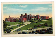Kansas City Collectible Missouri Postcards