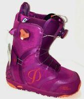 $349 Burton Felix Berry Purple Snowboard Boot Womens NIB Sizes 6,6.5,7.5