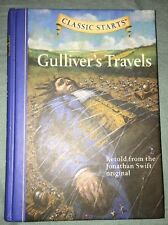 Classic Starts(tm): Gulliver's Travels by Jonathan Swift (2006, Hardcover)
