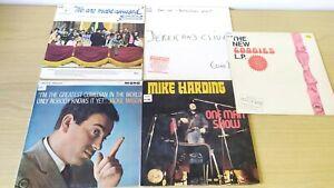 5x Vinyl LP Comedy Bundle Goodies Derek Clive Mike Harding Jackie Mason British
