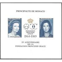 BLOC TIMBRES MONACO N°_48a PRINCESSE GRACE LUXE
