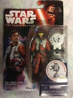 Star Wars Poe Dameron The Force Awakens Action figure Figura de Accion