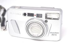 Fujifilm zoom date 160S 35mm compact appareil photo argentique objectif 38-160mm lomo #1862
