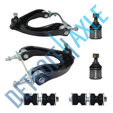 New 6pc Complete Front Suspension Kit for Honda Civic CRX - Excludes SI