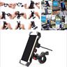 """FOR Motorcycle Bike Rotatable 7/8"""" Handlebar Phone Holder with USB Charging Port"""