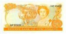 New Zealand ... P-174a ... 50 Dollars ... ND(1981-85) ... *XF-AU*