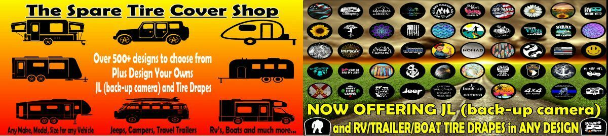 The Spare Tire Cover Shop Ebay Stores