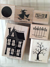 Stampin Up Haunted House 2005 Halloween