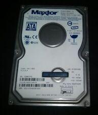 "Maxtor DiamondMax 10 6v160e0 160gb SATA 3 5"""