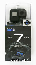 GoPro HERO7 Black — Waterproof Digital Action Camera!