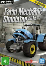 Farm Mechanic Simulator 2015 PC Game NEW