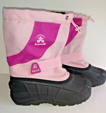 KAMIK FIREBALL Snow Boots Womens Size 6 Removable Liner