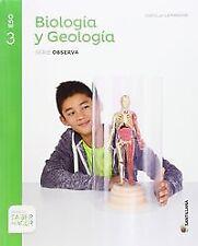 (CM).(15).BIOLOGIA GEOLOGIA 3ºESO (SABER HACER). ENVÍO URGENTE (ESPAÑA)
