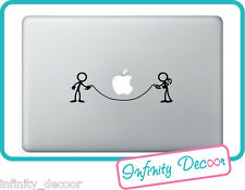 "Adesivo ""Omini che giocano"" per MacBookPro/Air 13 -Stickers  MacBook"