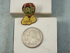 HOT AIR BALLOON PIN GYPSY