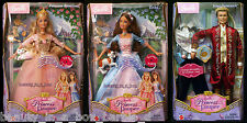 Anneliese Erika Barbie Doll King Dominick Princess and the Pauper Ken OK Lot 3