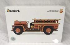 NEW Lego Bricklink Antique Fire Engine
