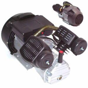 DRUCKLUFT KOMPRESSOR AGGREGAT 10bar V-Zylinder 356L 3PS  230V ELEKTROMOTOR 44316