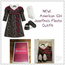 "American Girl JOSEFINA FIESTA DRESS OUTFIT for 18"" Dolls Josefina's NEW COMPLETE"