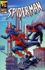 SPIDER-MAN # 1/2 Wizard Marvel Comics (+ Sketchbook Section) VARIANT