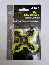 Drill Chuck Key Delta Black and Decker Bosch Skill Dewalt Milwaukee Porter Cable