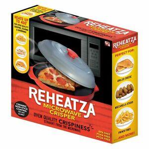 Reheatza Microwave Crisper