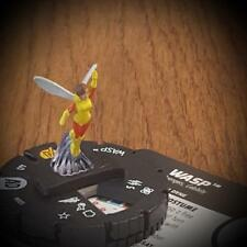 WASP  Avengers Defenders War Heroclix COMMON #005