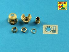 1/16 #L16 ABER EARLY MUZZLE BRAKE for GERMAN PANZER IV G & STUG III F G PROMOTE