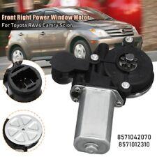 Front Right Passenger Power Window Motor For Toyota RAV4 Camry Scion 8571012310