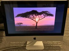 "Apple iMac 21.5"" i5 desktop 20gb ram A1311 (Unit Only No Keyboard&Mouse) Mid2011"
