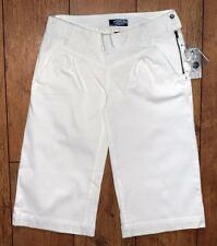 NUEVO CON ETIQUETA Mujer Oakley Elástico 3/4 Pantalones Capri Vaqueros RU 10