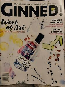 GINNED! MAGAZINE May 2019 Volume 55 Excellent Condition