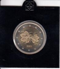 2 Euro Finnland 2001 In Münzen österreich Ebay