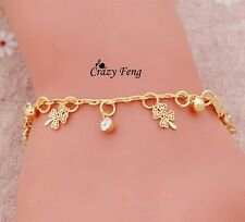 #3052 New design 18K yellow gold plated friendship bracelets