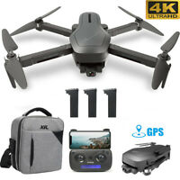 Holy Stone HS470 Foldable GPS RC Drone with 4K HD Camera Brushless RC Quadcopter